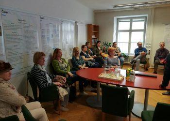 Сарадници Института у Бечу